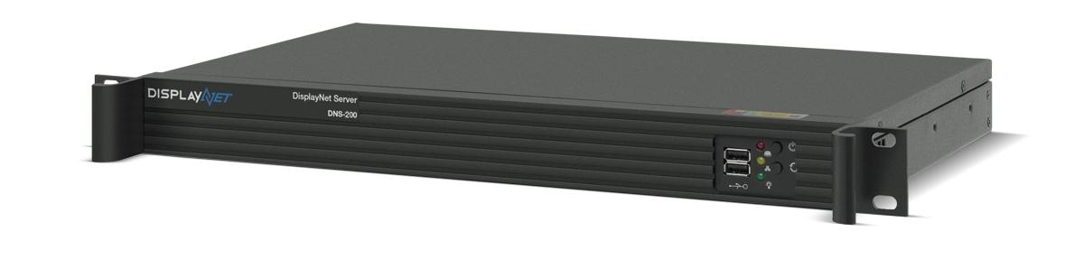 DisplayNet Server DNS-200