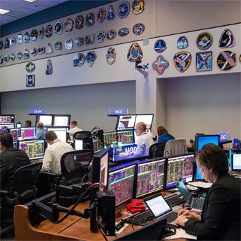 Example Photo of Delta IV Rocket Control Center Photo Credit: NASA