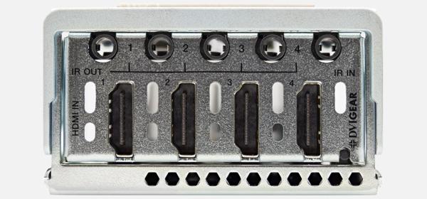 DisplayNet DN-150-TX-Quad Front View