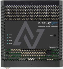 DisplayNet DN-150-TX Front View