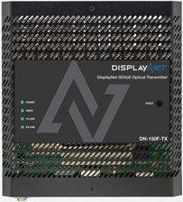 DisplayNet DN-150F-TX Front View