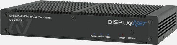 DisplayNet DN-210-TX Front View
