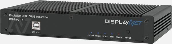 DisplayNet DN-210U-TX Front View