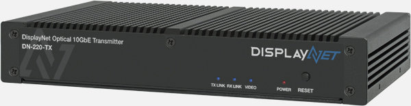 DisplayNet DN-220-TX Front View