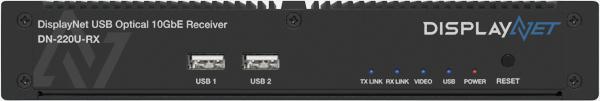 DisplayNet DN-220U-RX Front View