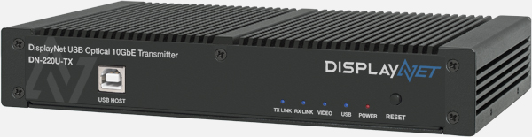 DisplayNet DN-220U-TX Front View
