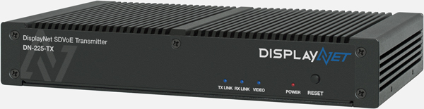 DisplayNet DN-225-TX Front View