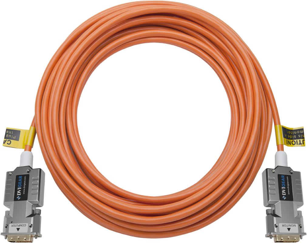 Cross Section Of A Fiber Optic Cable : Dvi hdmi fiber optic cables