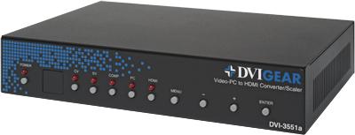 Converter / Scaler Video-PC to HDMI