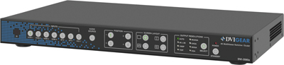 4K MultiViewer Switcher / Scaler