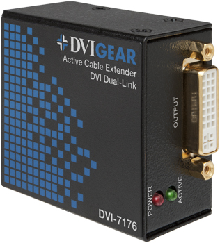 DVI Dual-Link Active Cable Extender™