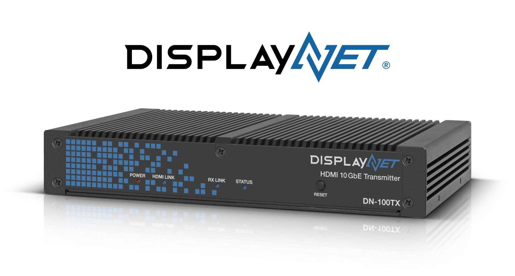DisplayNet DN-100 Series