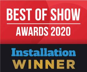 Best of Show - Installation 2020