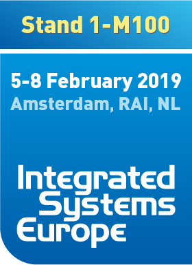 DisplayNet at ISE 2019