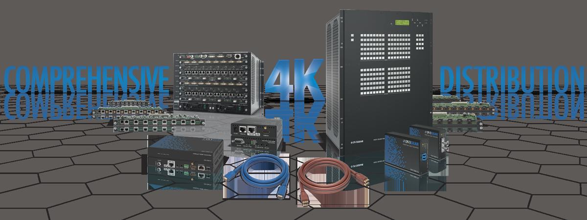 DVIGear's HDMI HDBaseT Extenders